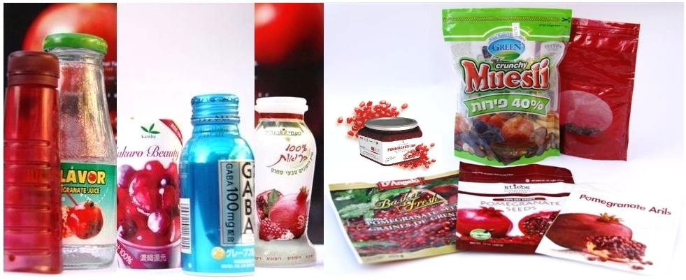 pomegranate products